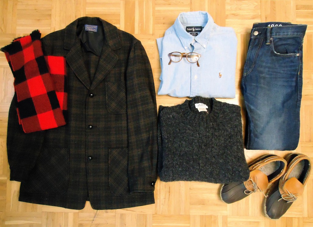 men's winter outfits