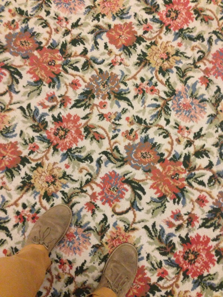 Adolphus carpet