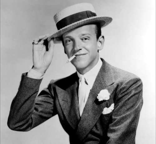 Fred Astaire boater