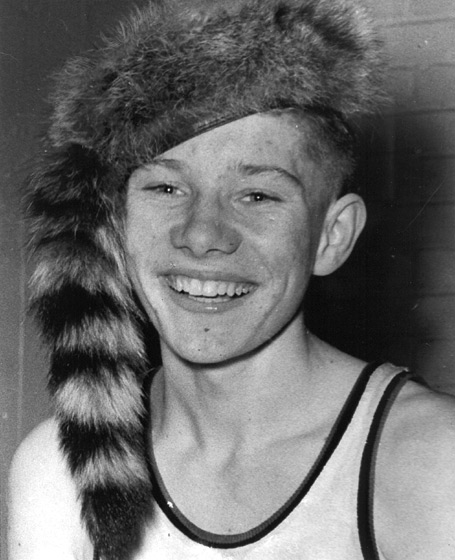 Coonskin Hat: The Coonskin Cap Or Raccoon Hat By Company Man