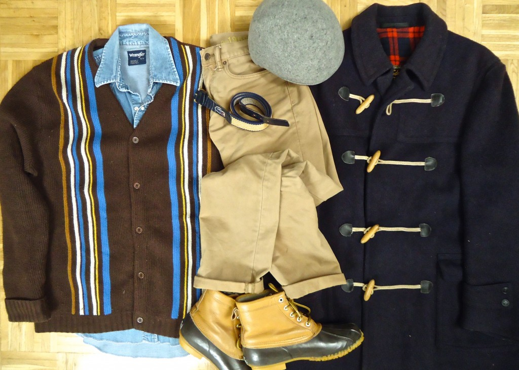 men's fall/winter outfits