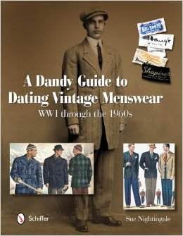 A Dandy Guide to Dating Vintage Menswear